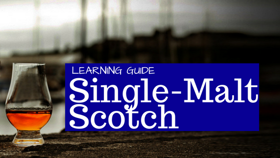 single malt scotch