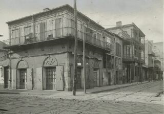 old absinthe house circa 1870
